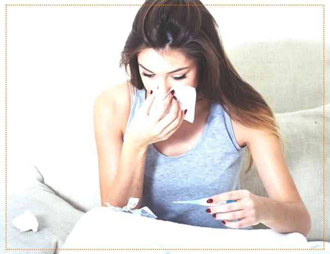 ингаляции от насморка и кашля при беременности