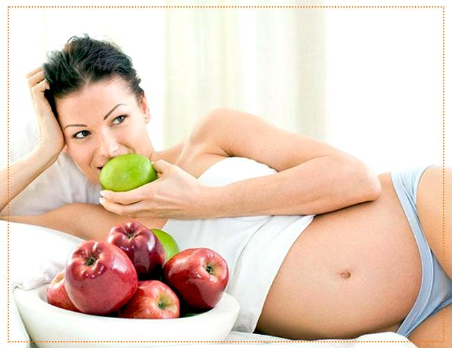 Лечение ангины во время беременности