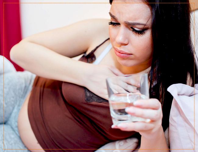 потеря сознания при беременности