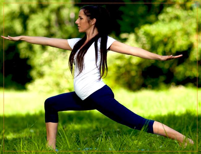 упражнения от варикоза при беременности